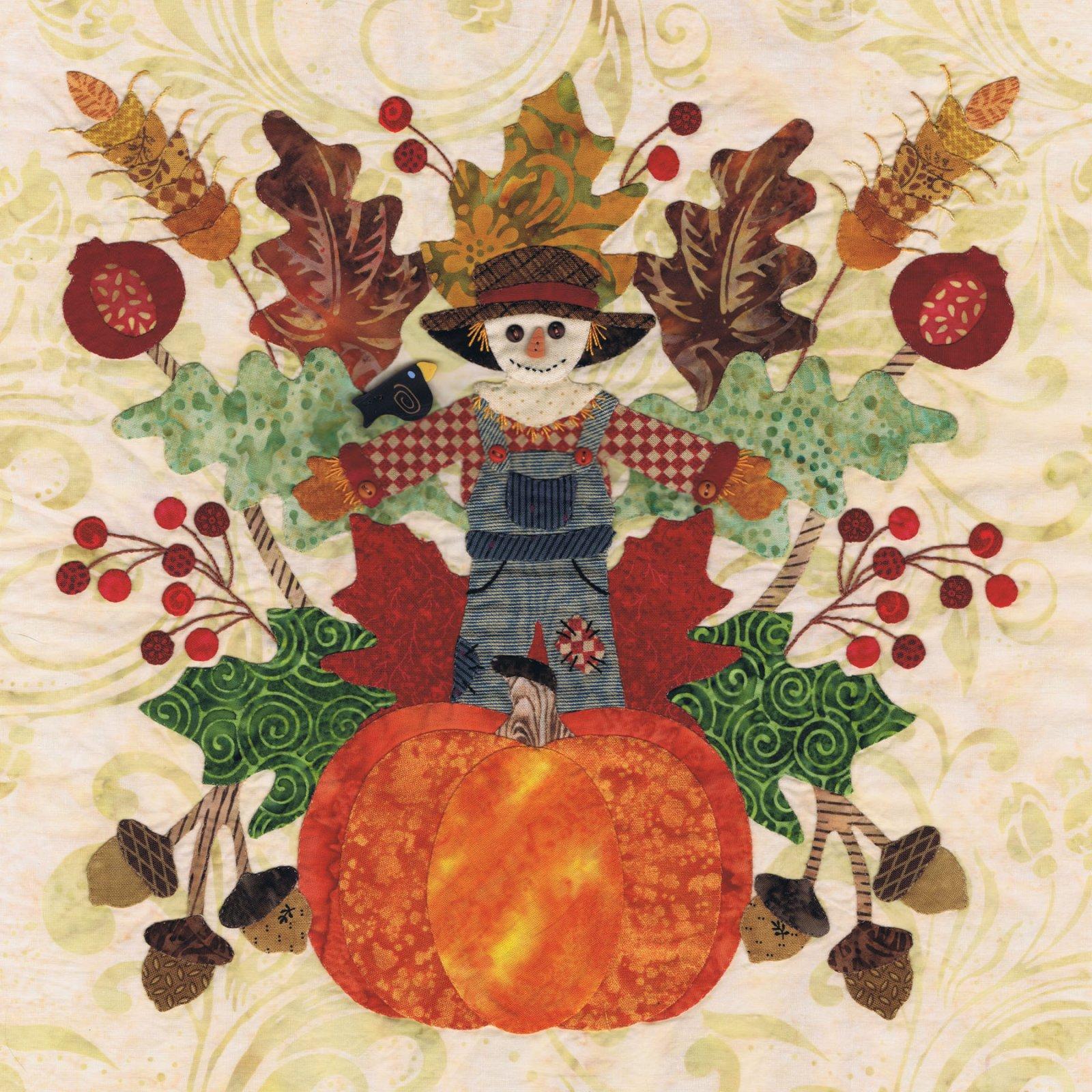 P3-1810 Pumpkin Bouquet