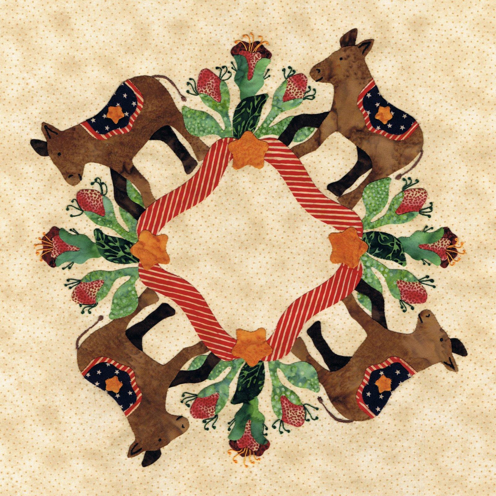 P3-1711 Democrat Wreath