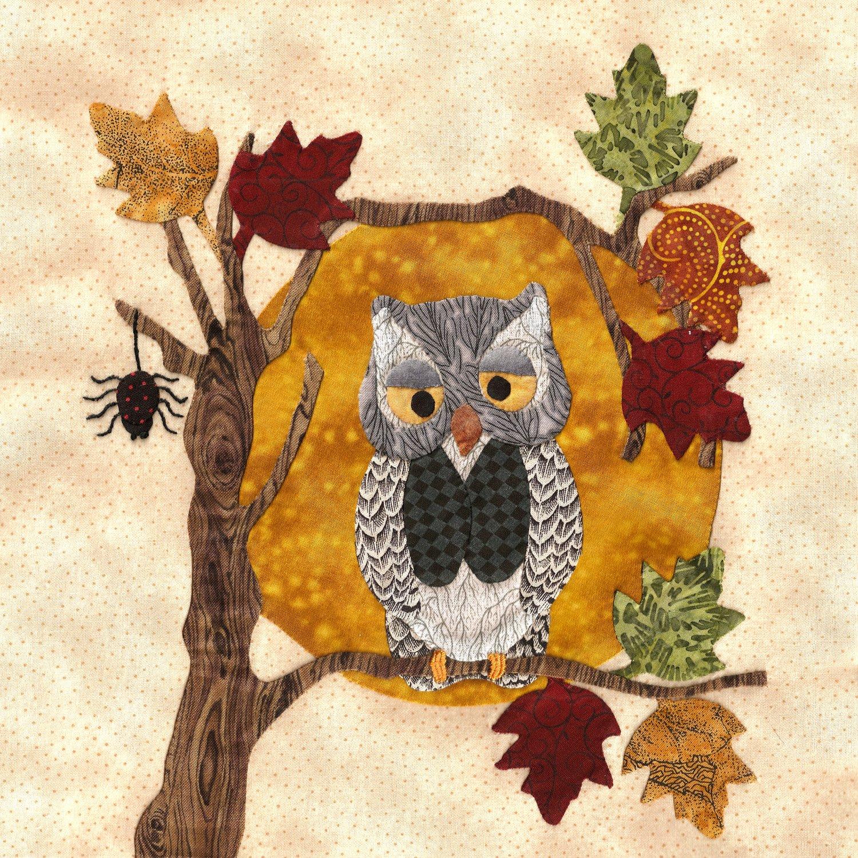 P3-1301 Tree Owl Block