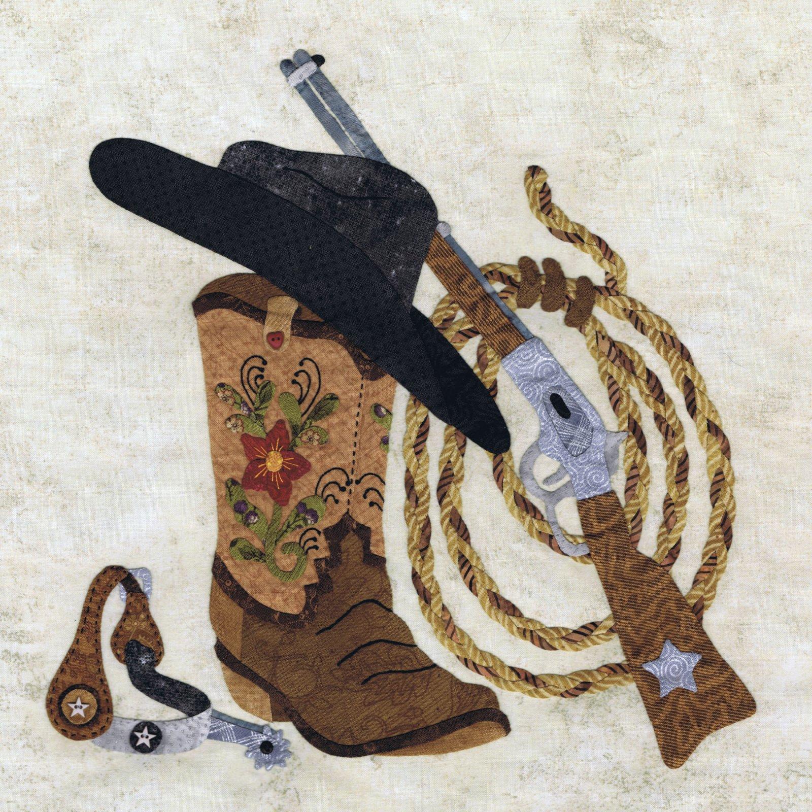 P3-1904 Cowboy Way