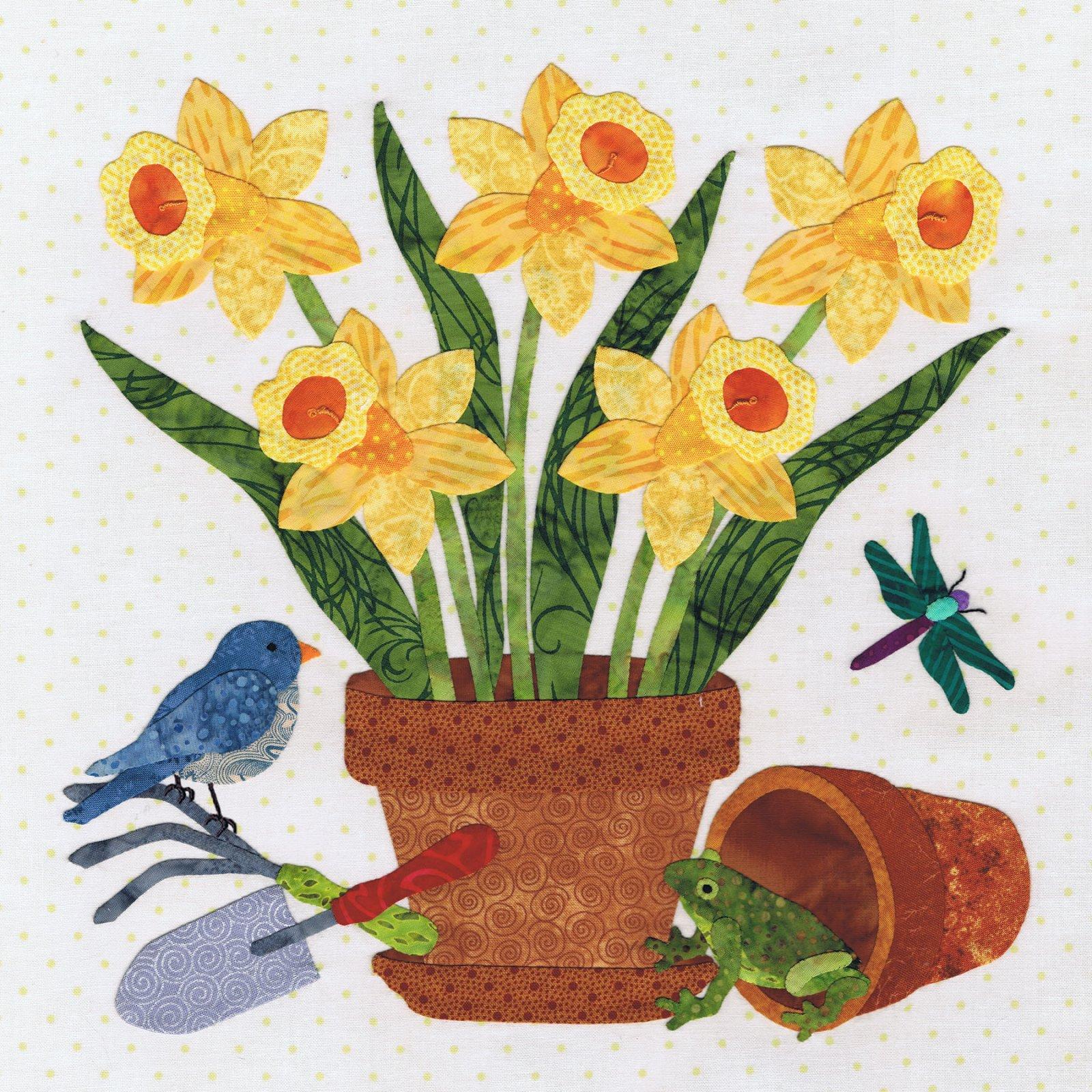 P3-2207 Daffodil Bouquet