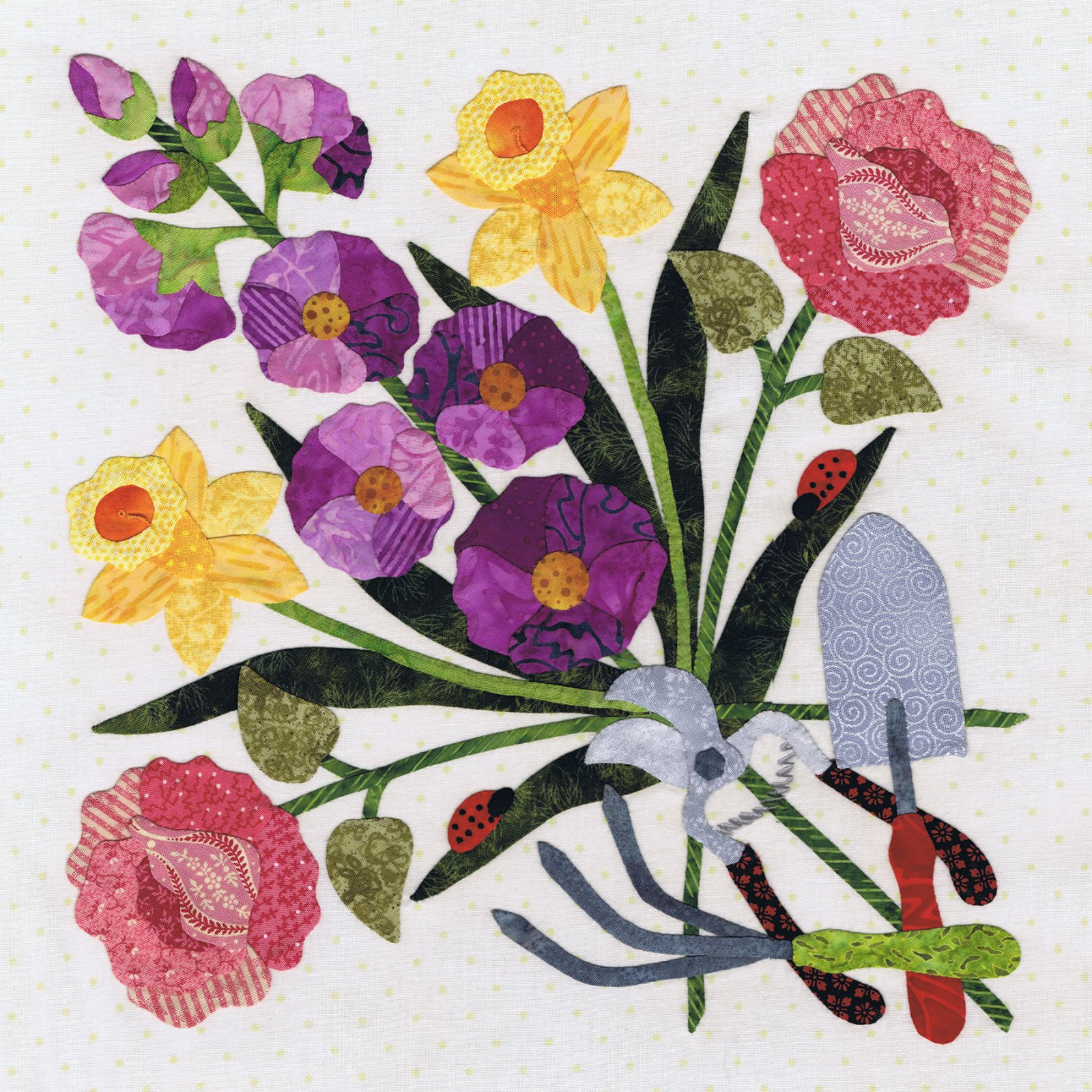 P3-2208 Garden Bouquet
