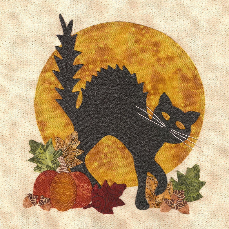 P3-1309 Cat & Moon