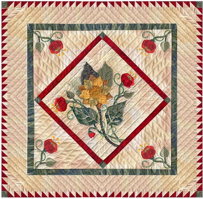 P3-106 Springtime Roses Booklet