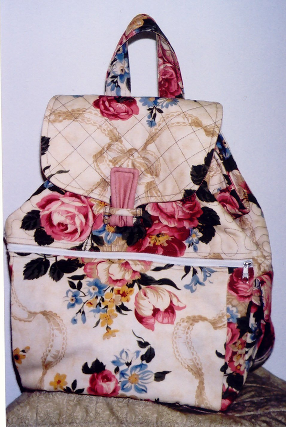 P3-119 Quilter's Backpack