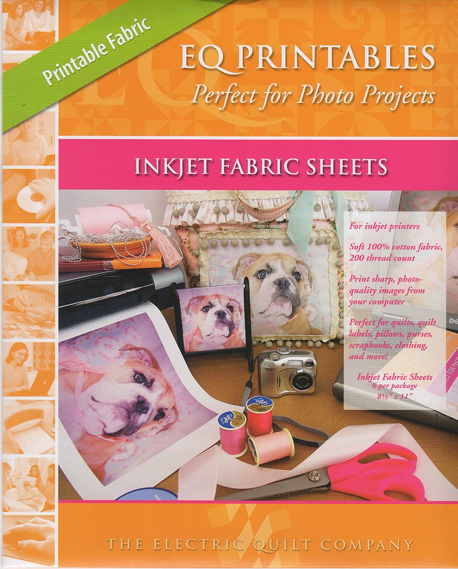 P3-387 EQ Printable Fabrics Sheets
