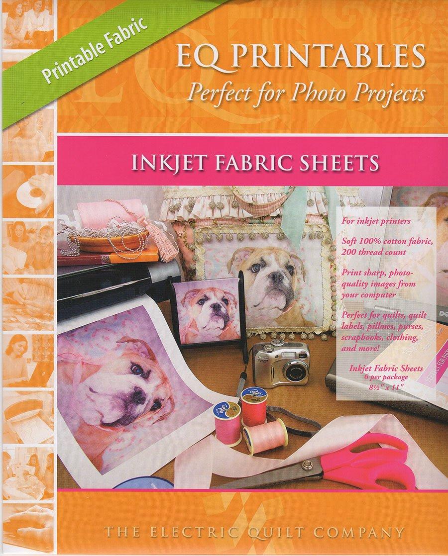 P3-387 EQ Printable Fabrics Sheets