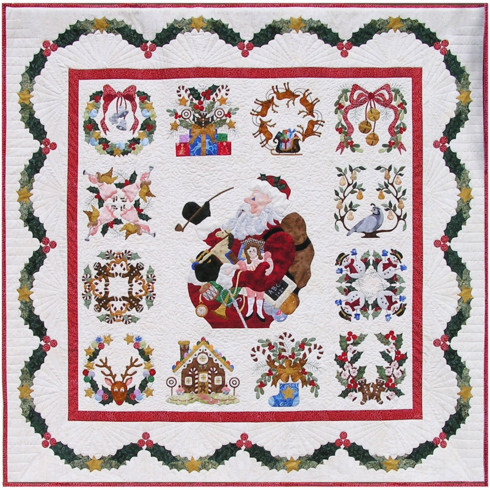 P3-1600 Baltimore Christmas Set