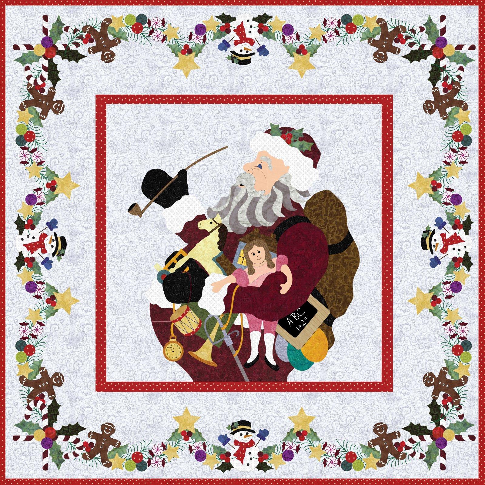 P3-170 Ole Time Santa