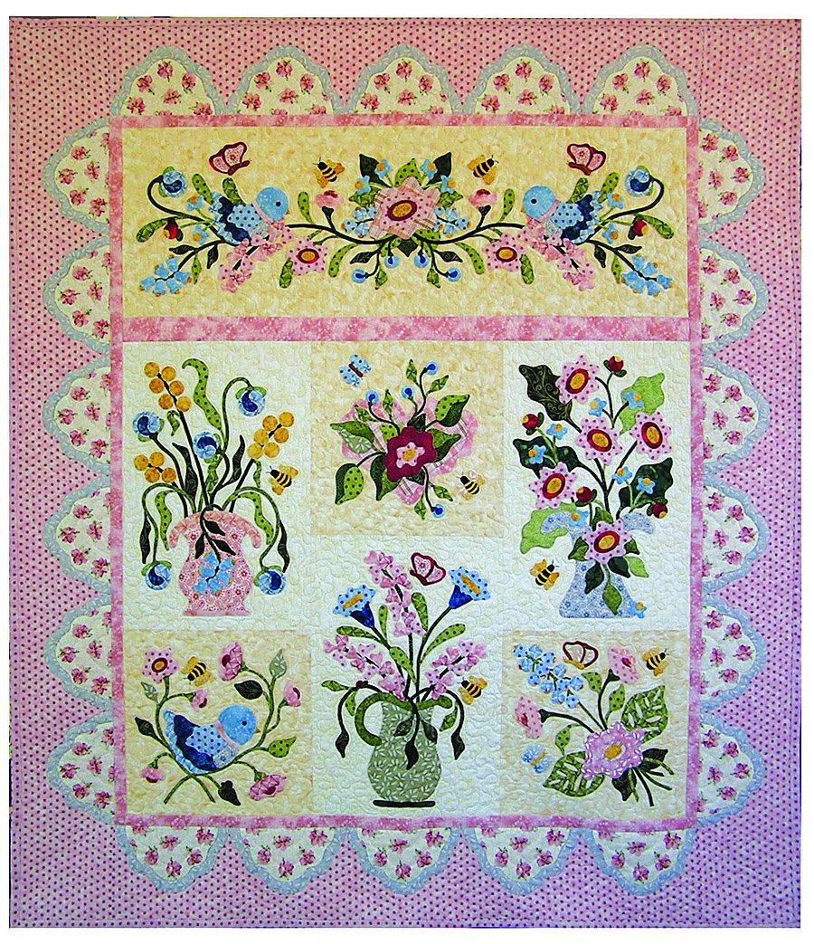 P3-147 Fantasy Flowers