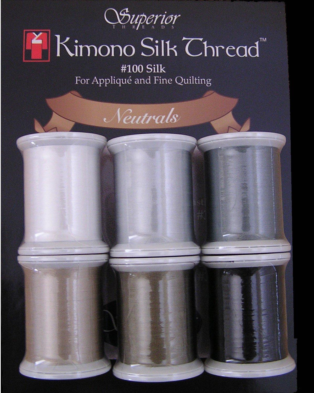 P3-330 Kimono Silk - Neutural Collection