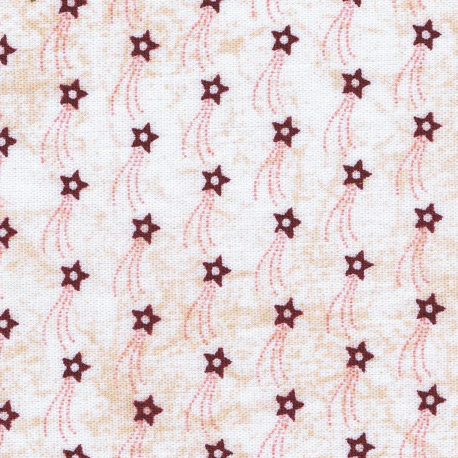 P3-453 Liberty Beige Red Stars