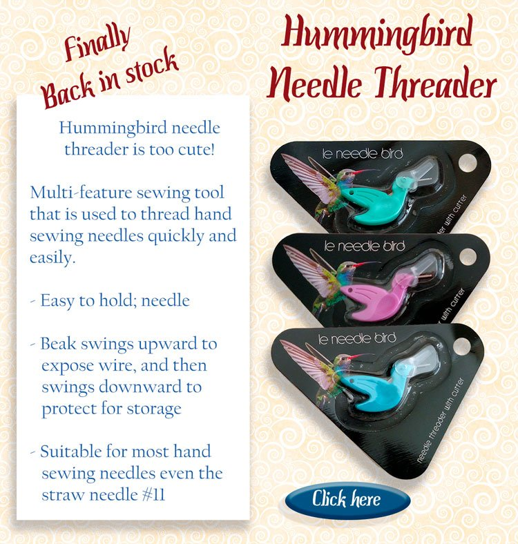 hummingbird threaders