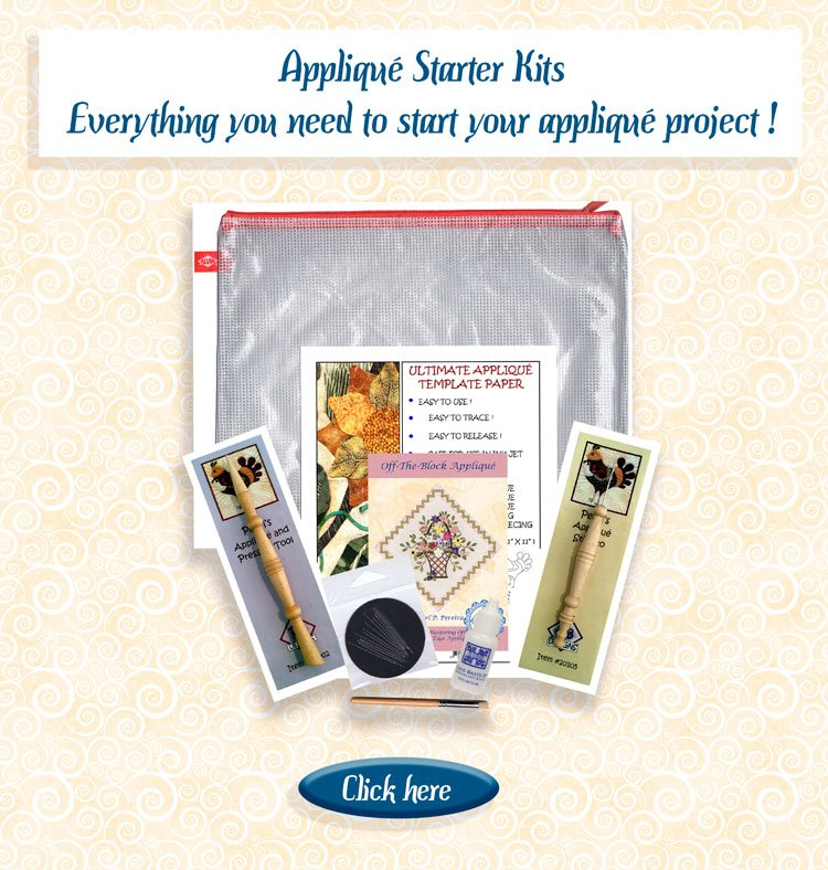 applique starter kit
