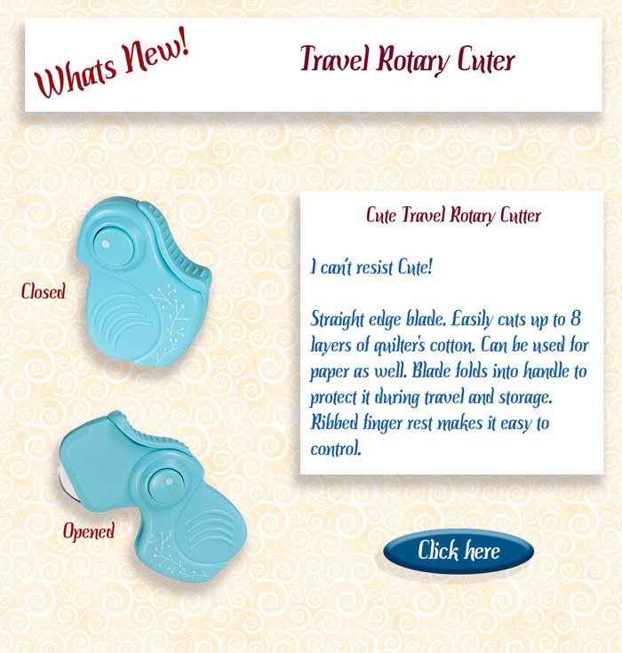 travel rotary cutter