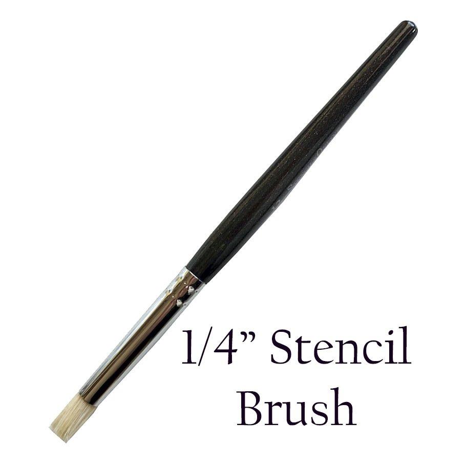 P3-302 Stencil Brush 1/4