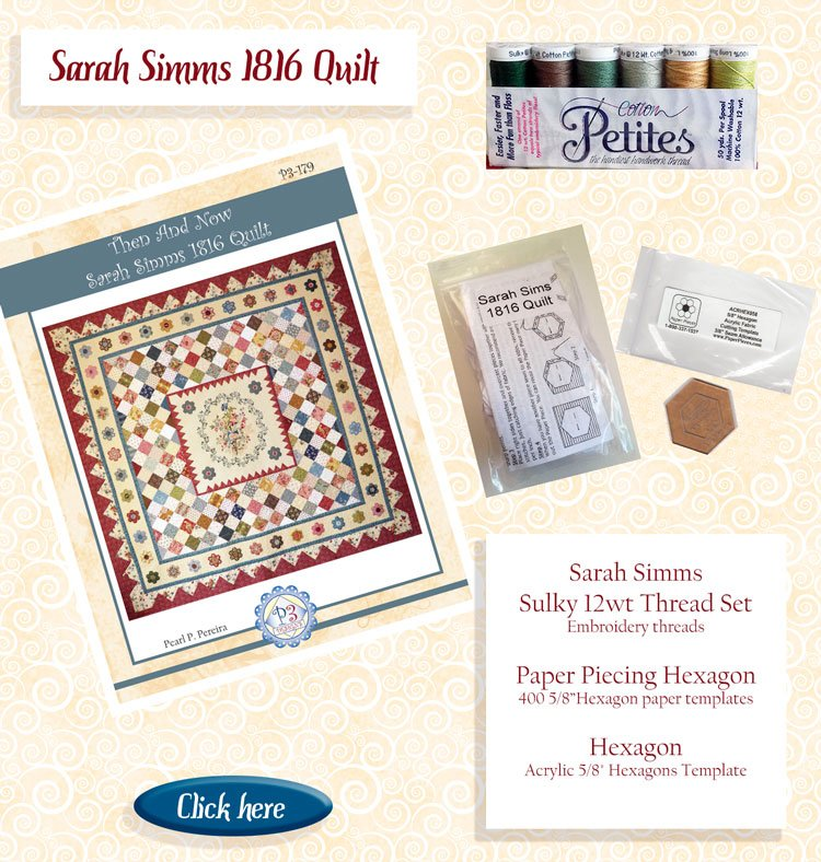 Sarah Simms pattern