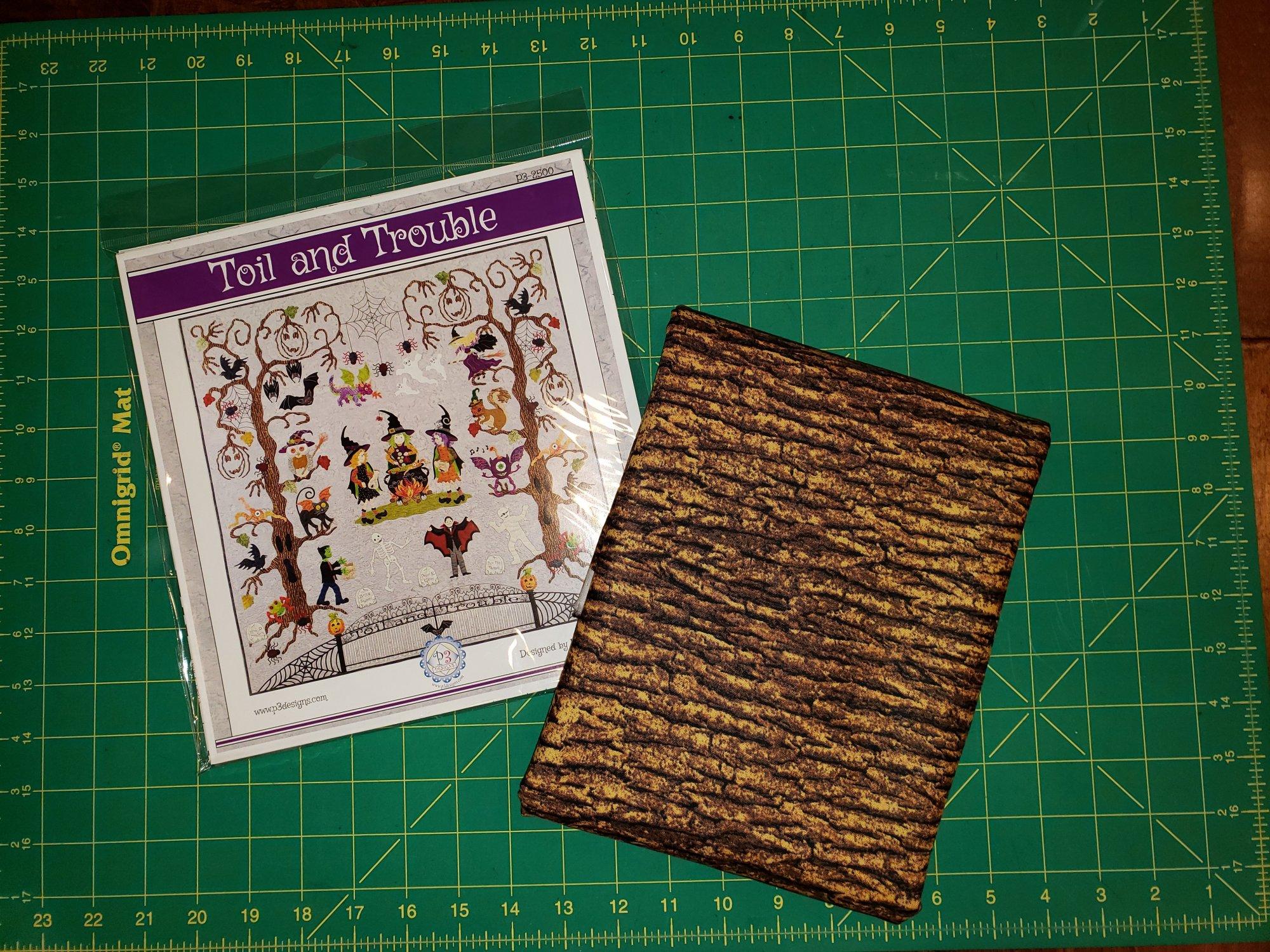 P3-2500 pattern +Tree Fabric