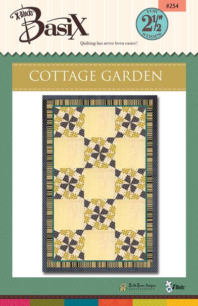 Cottage Garder - X-Blocks BasiX