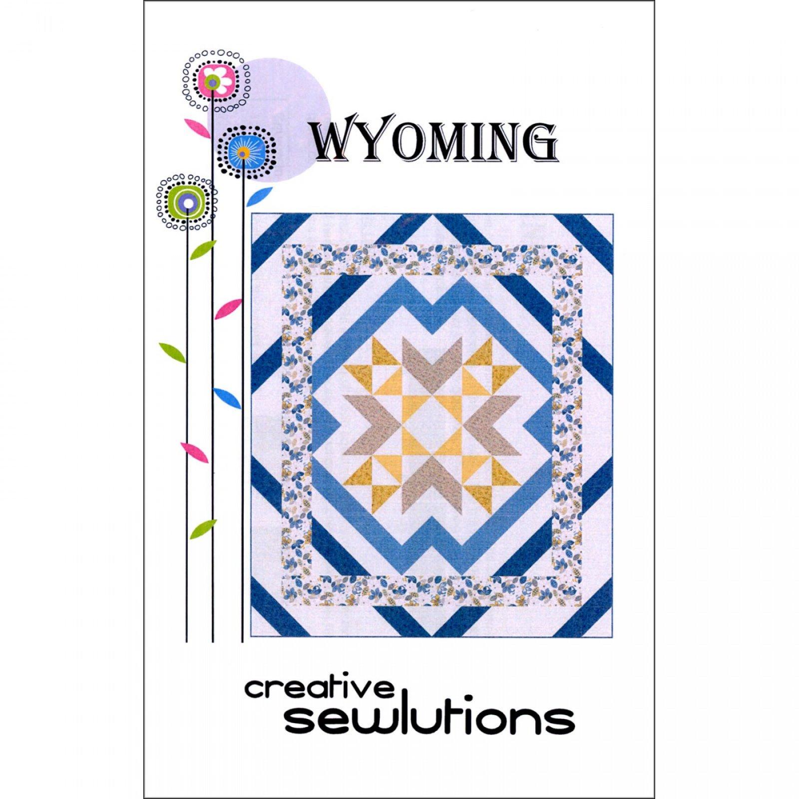 Wyoming - Kimberbell Basics