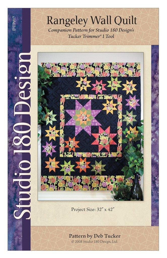 Rangley Wall Quilt - Deb Tucker Studio 180 Design