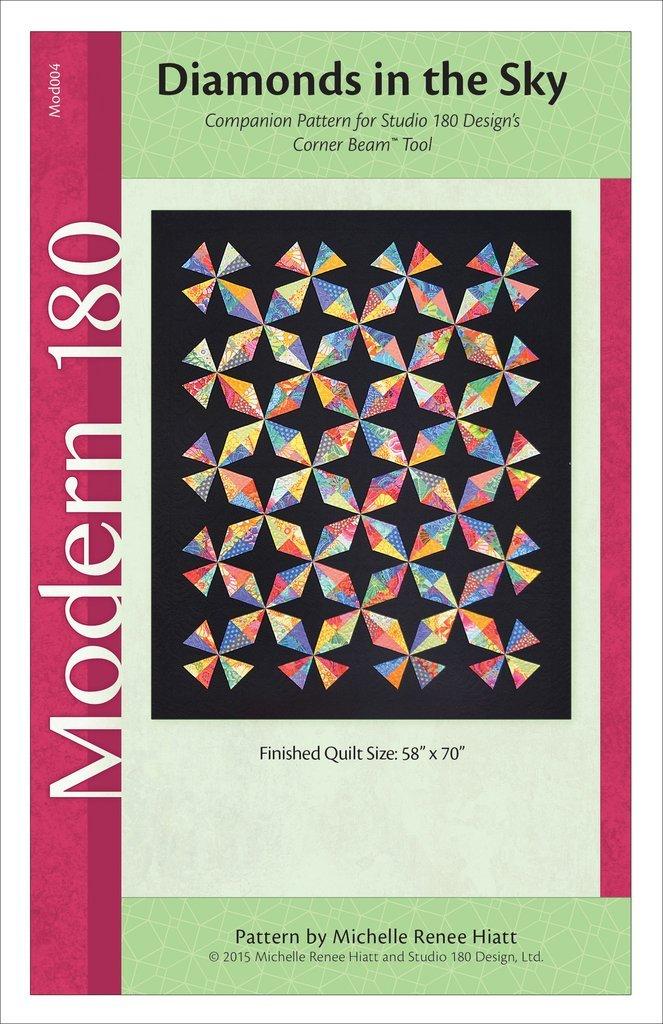 Diamonds in the Sky - Michelle Renee Hiatt - Studio 180 Designs
