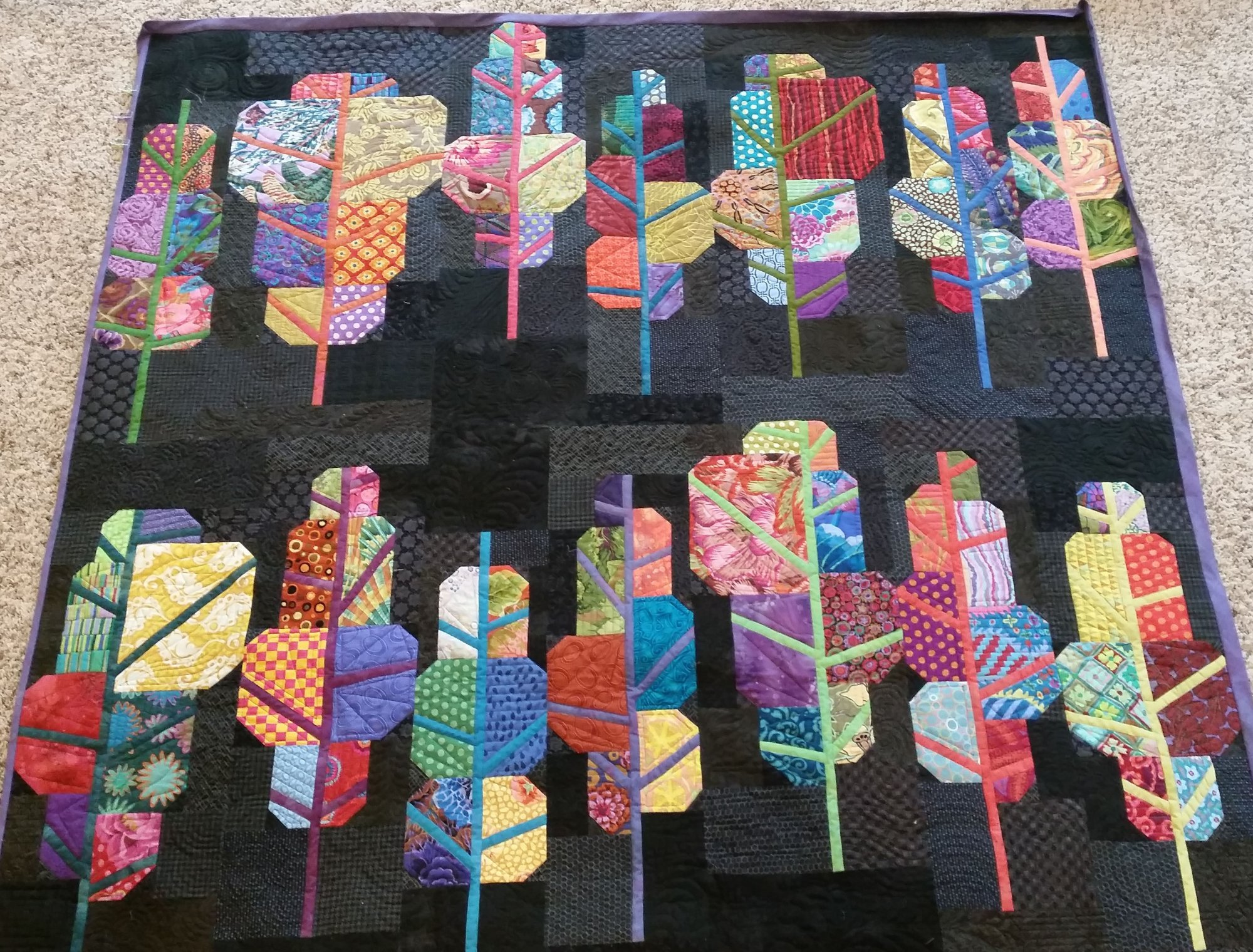 flannel patterns cahust download quilt com of images forest