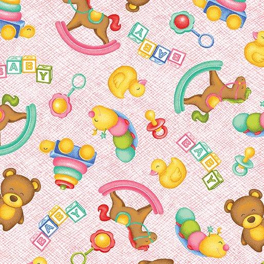 A Miracle - Toys Petal Pink 1025-1