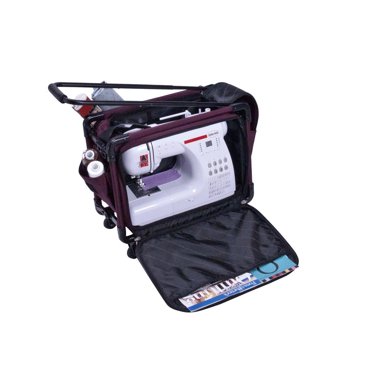 Tutto Small Machine on Wheels Bag