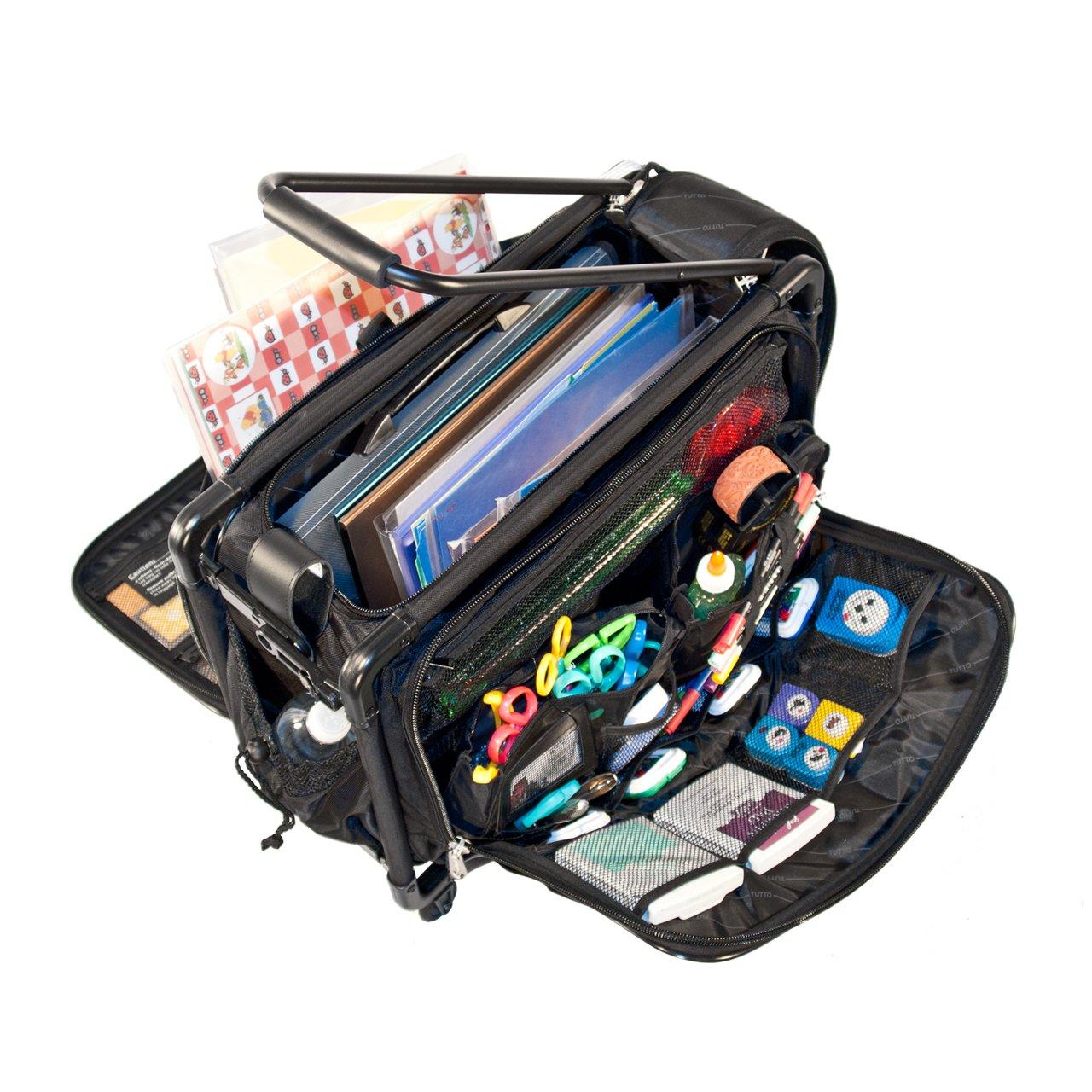 Tutto Medium Craft on Wheels Bag