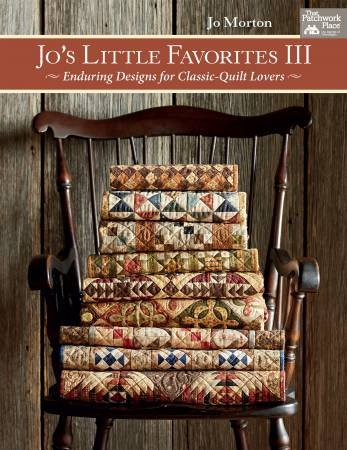 Jo's Little Favorites III Book