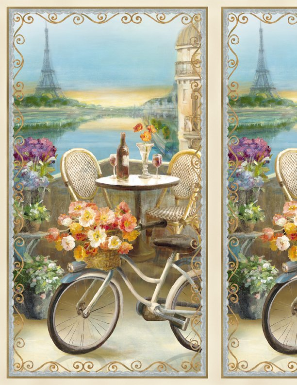 Le Cafe Panel 89164-245