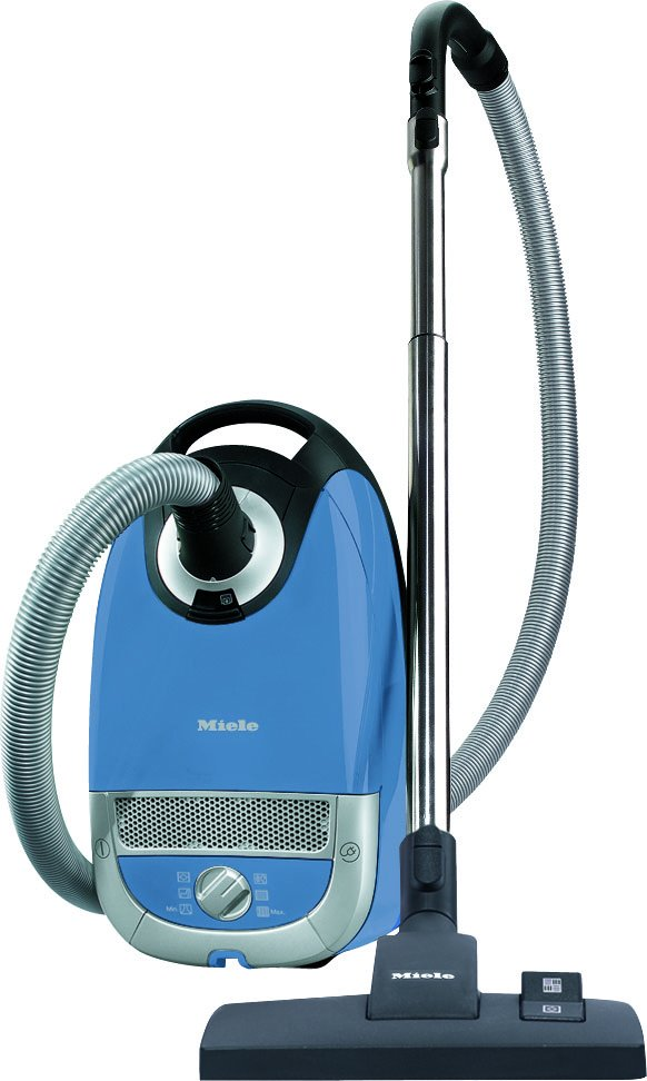 Miele Complete C2 Hard Floor Vacuum  (Blue)