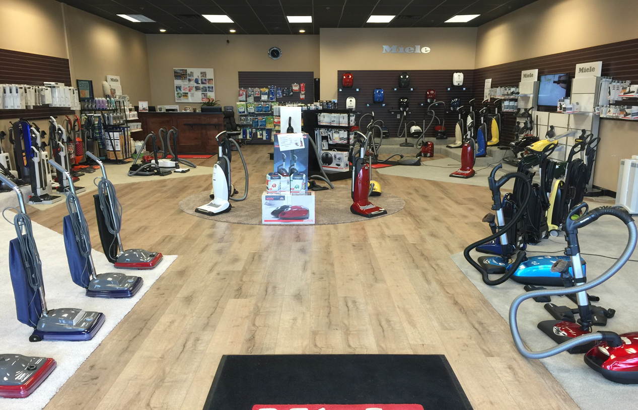 Vacuum Repair Stores - Plano, TX - Lone Star Vacuum