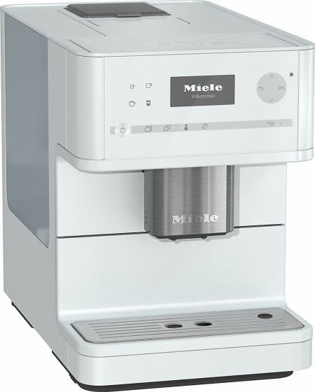 Miele CM6150 Countertop Coffee Machine (Lotus White)