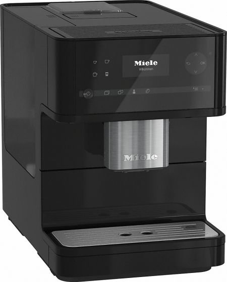 Miele CM6150 Countertop Coffee Machine (Obsidian Black)