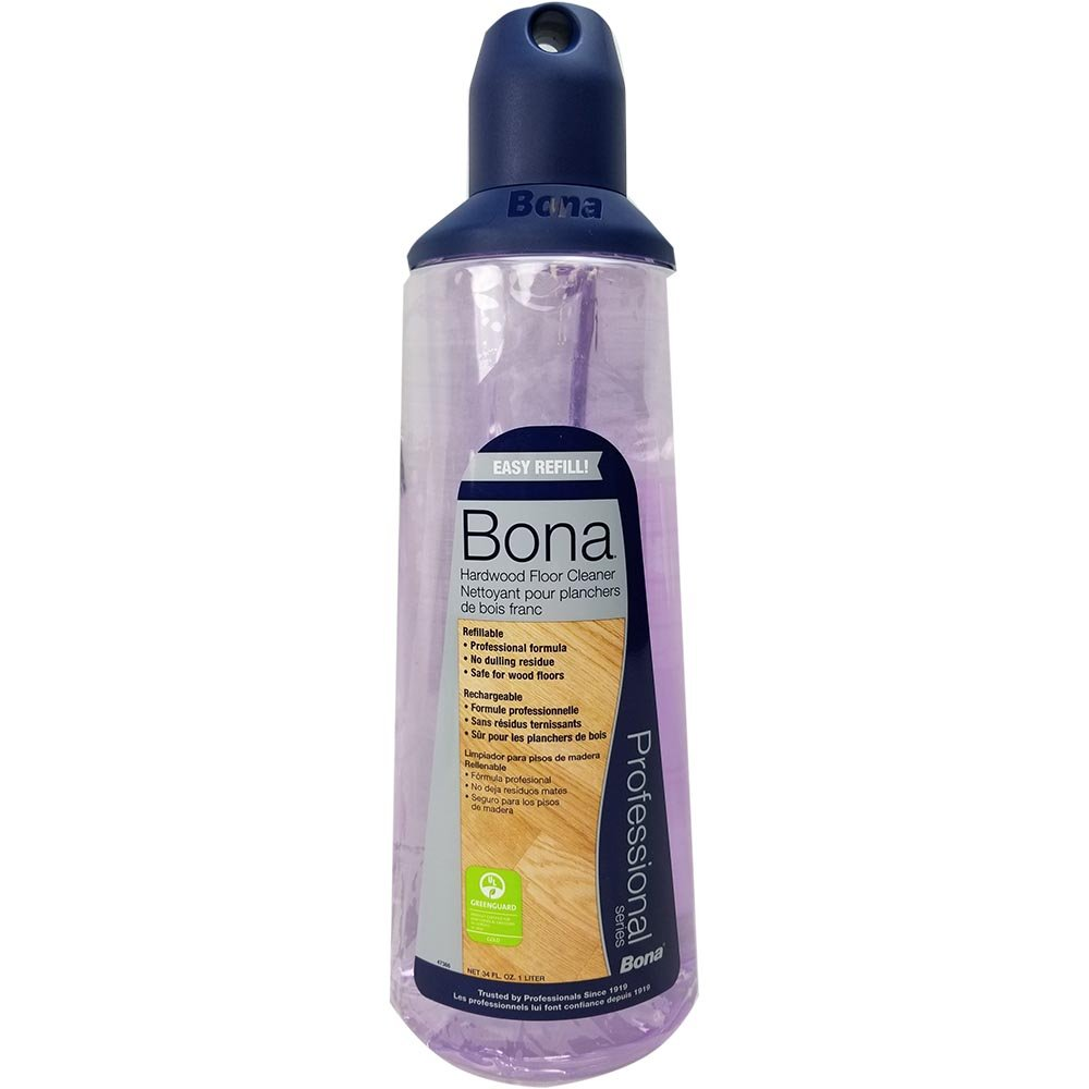 Bona Professional Hardwood Floor Cleaner 128 Fl Oz 1 Gallon 34 95 Check It Out