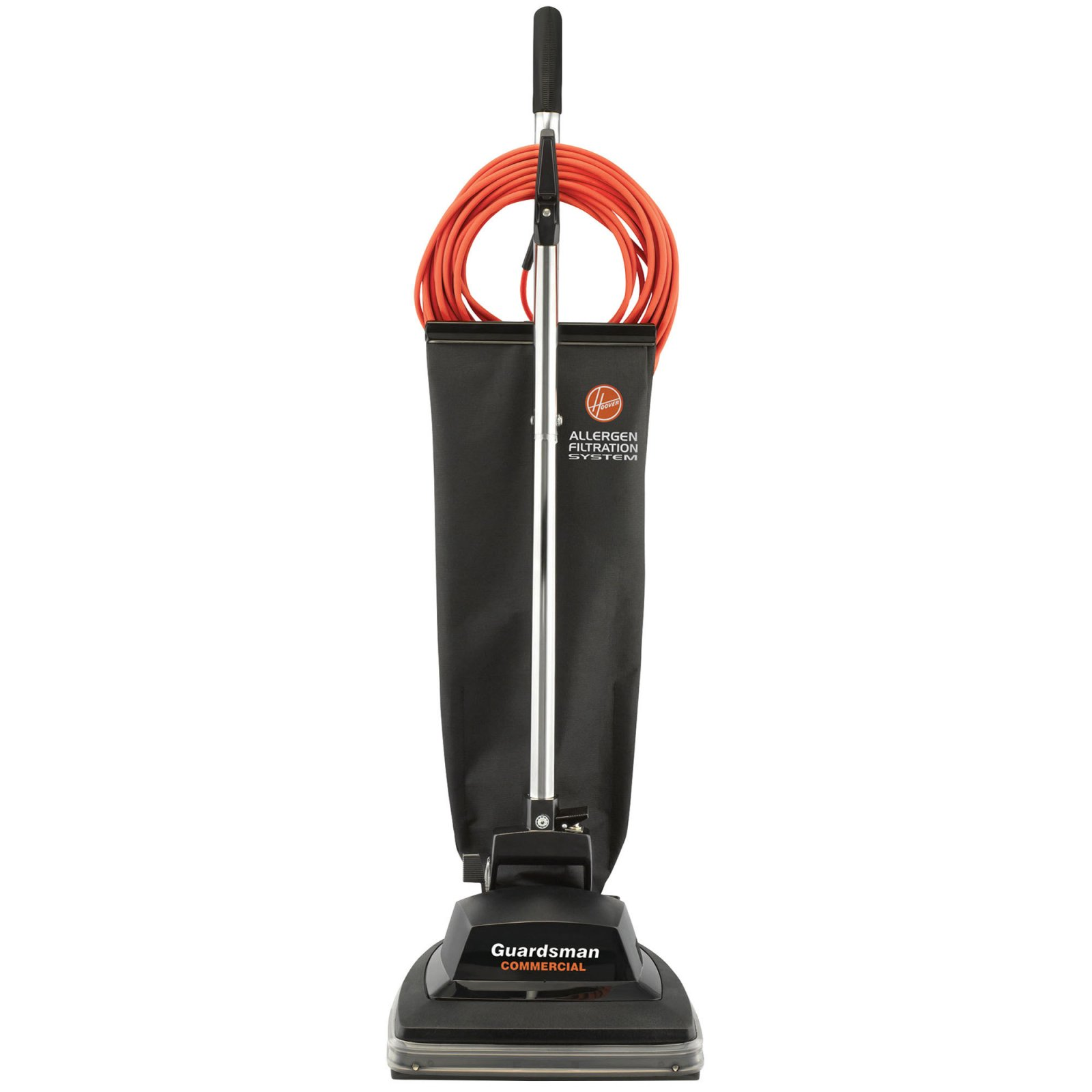 Hoover C1431 Commercial Upright Vac,  Guardsman Bagged 12 6Am