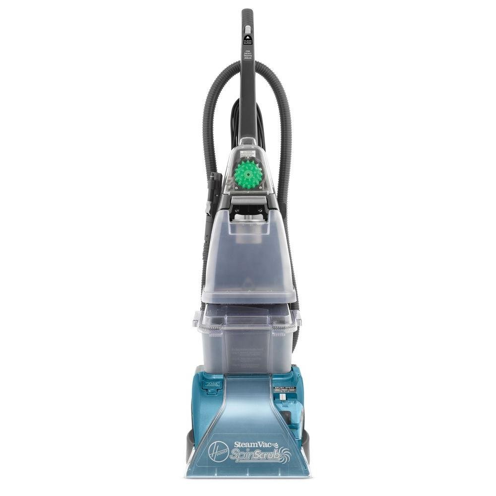 HOOVER F5914 STEAM VAC,5 BRUSH,12amp, W/POWER SURGE Spin Scrub
