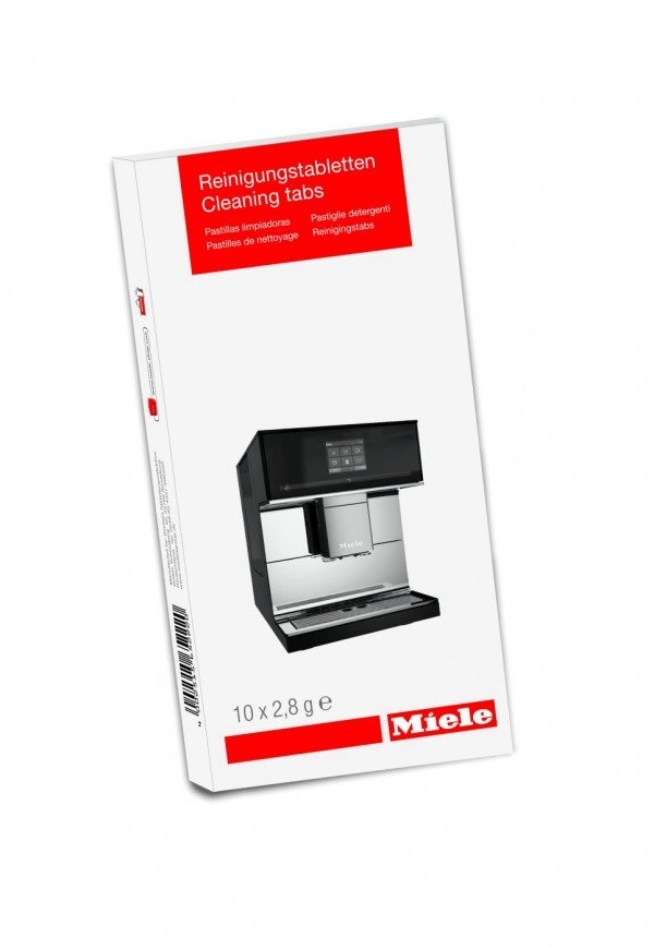 Miele Cleaning Tablet for Coffee Machine