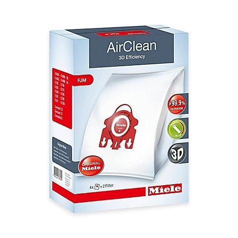 Miele AirClean 3D Efficiency FJM Dustbags