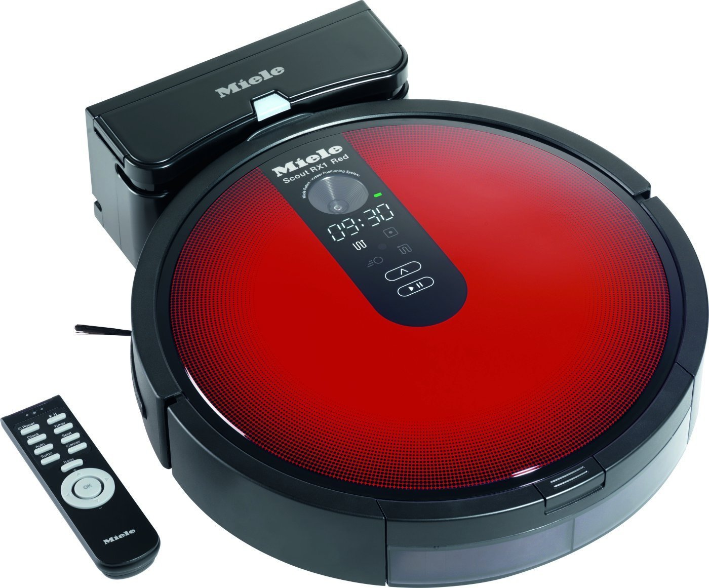 Miele Scout RX1 Red Robotic Vacuum