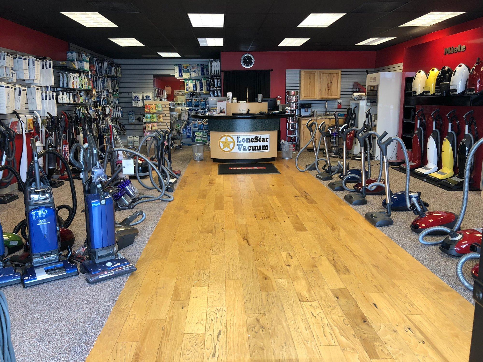Vacuum Cleaner Store Grapevine Tx Lone Star Vacuum