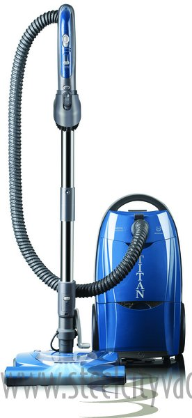TITAN T9000 CANISTER W/POWER NOZZLE