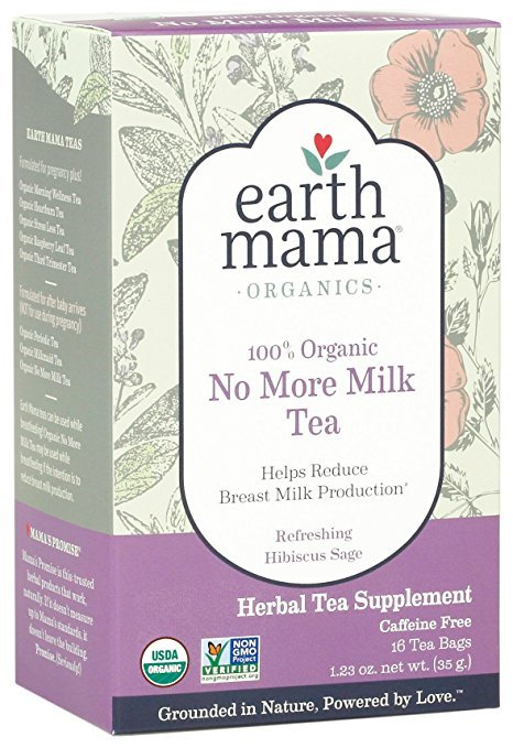 Earth Mama No more Milk Tea