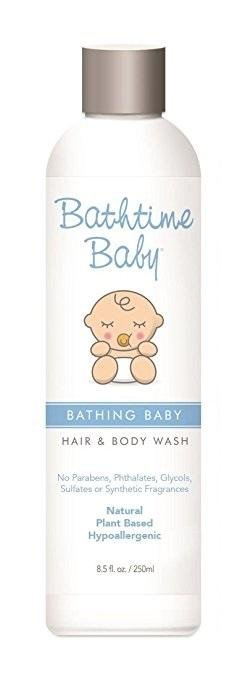 Bathtime Baby Hair and Body Wash