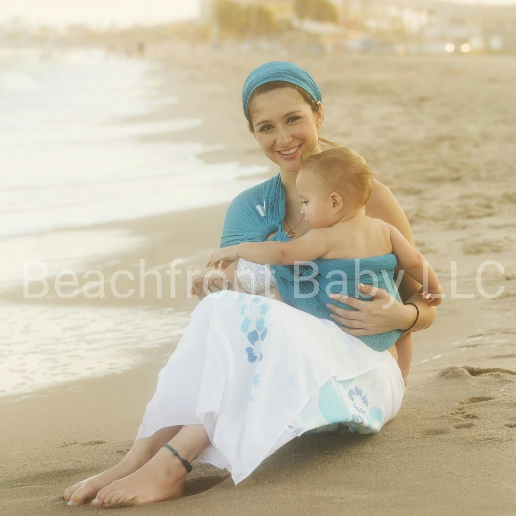 Beachfront Baby Ring Sling