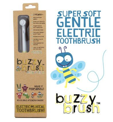 Jack N Jill Buzzy Brush
