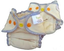 Rearz Organic Velour Fitted Diaper
