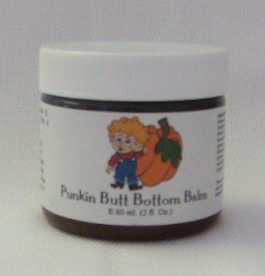 Punkin Butt Bottom Balm Jar